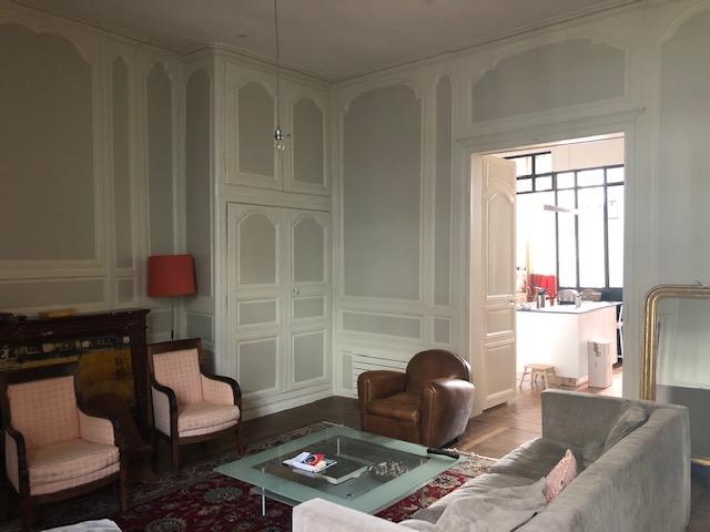 Rénovation peinture - moquette appartement Hyper centre Rennes