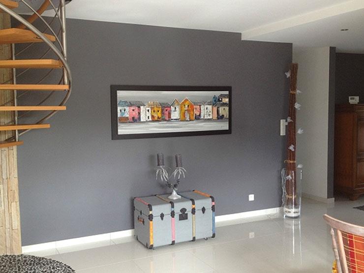 Entreprise spécialisée dans la décoration et les travaux de peinture intérieure et extérieure